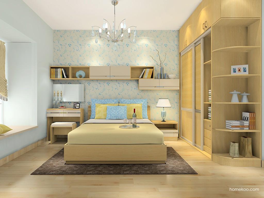 丹麦本色II卧房家具A16622