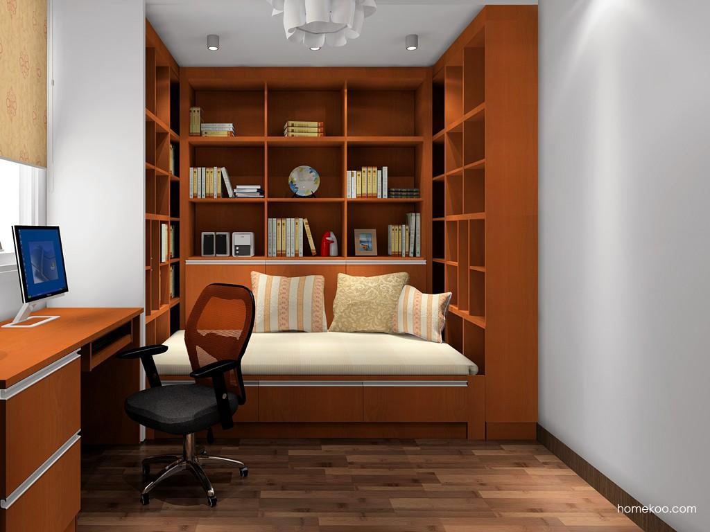加州梦书房家具C15687
