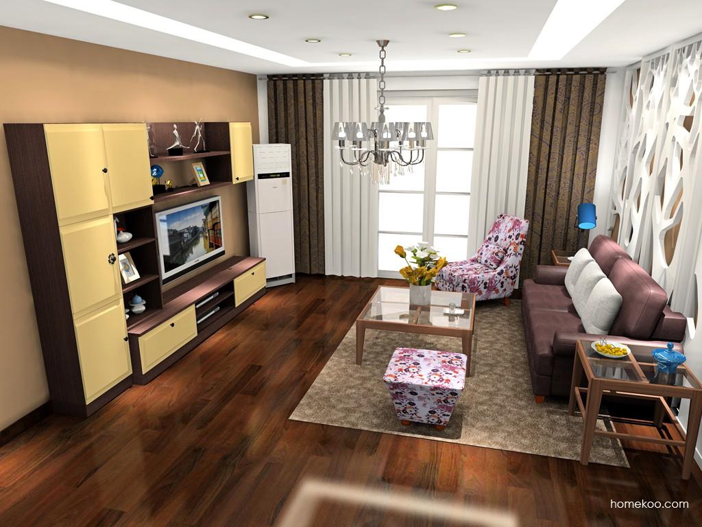 卡罗摩卡客厅家具D14609