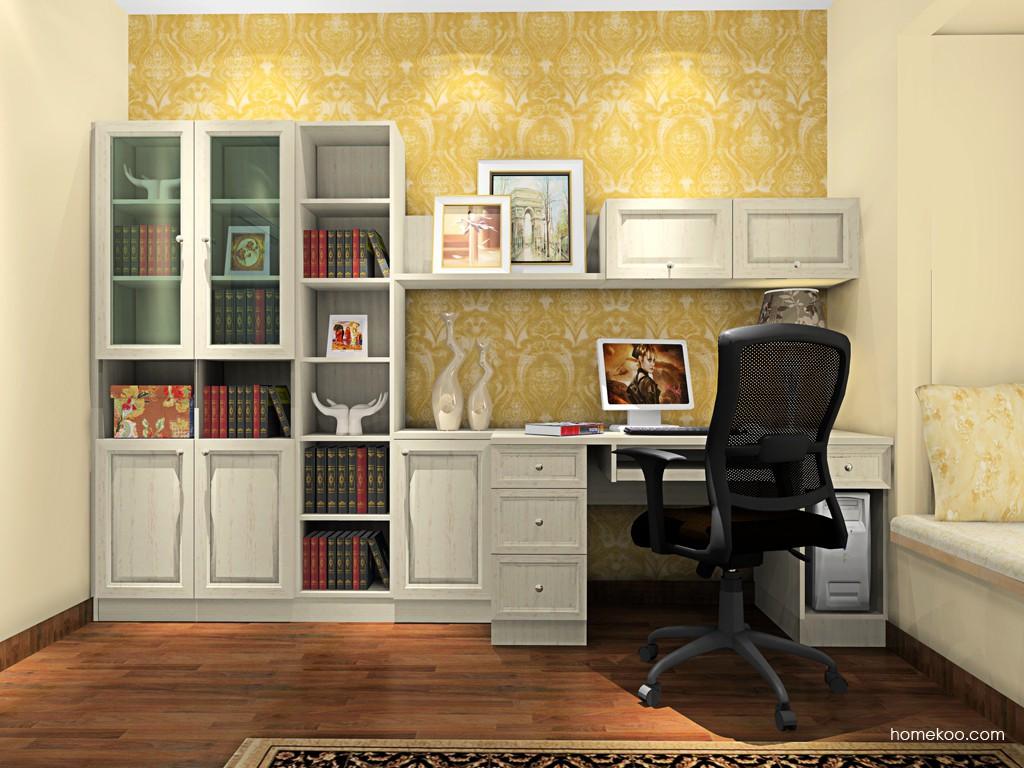 英伦印象书房家具C15702