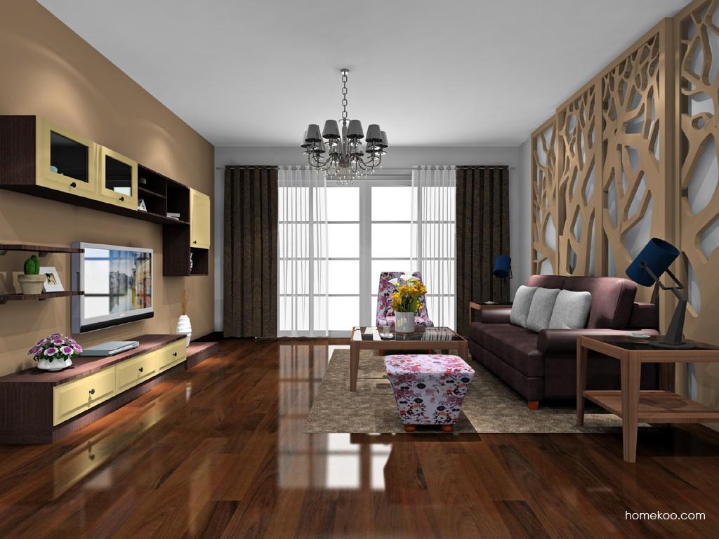 卡罗摩卡客厅家具D15761