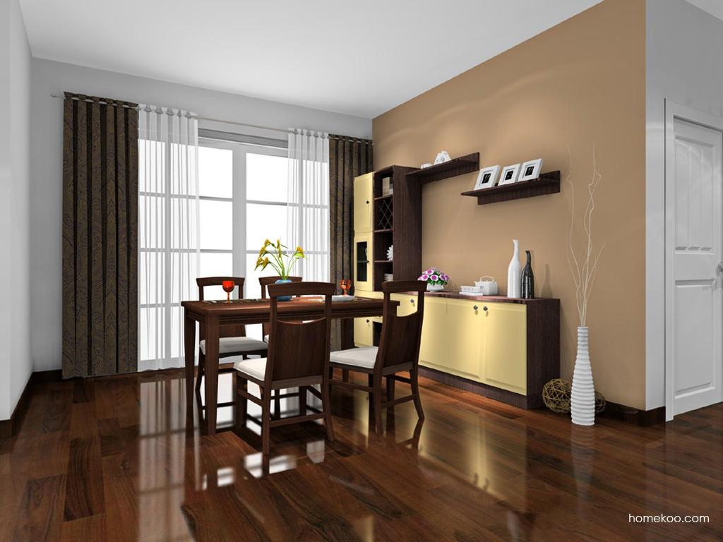 卡罗摩卡餐厅家具E14946
