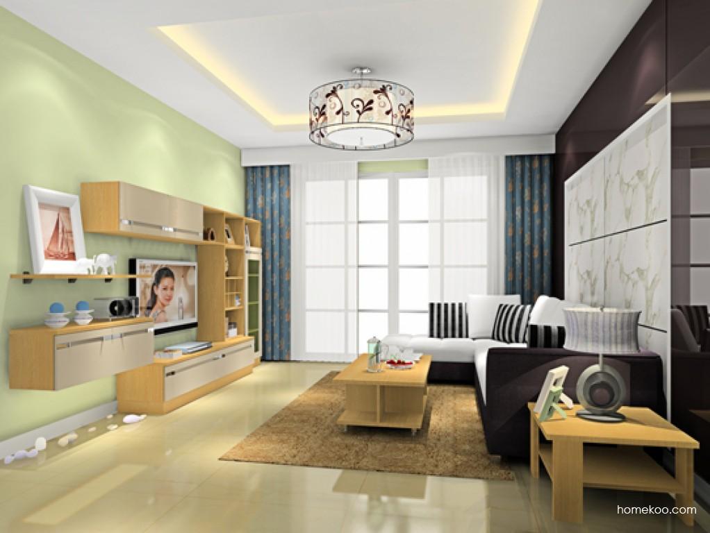 丹麦本色II客厅家具D15763