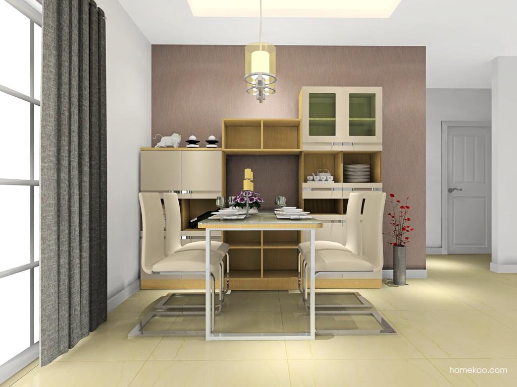 丹麦本色II餐厅家具E14950