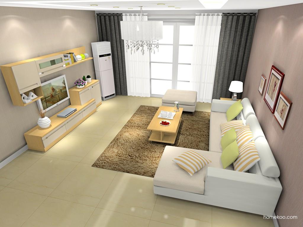 丹麦本色II客厅家具D15762