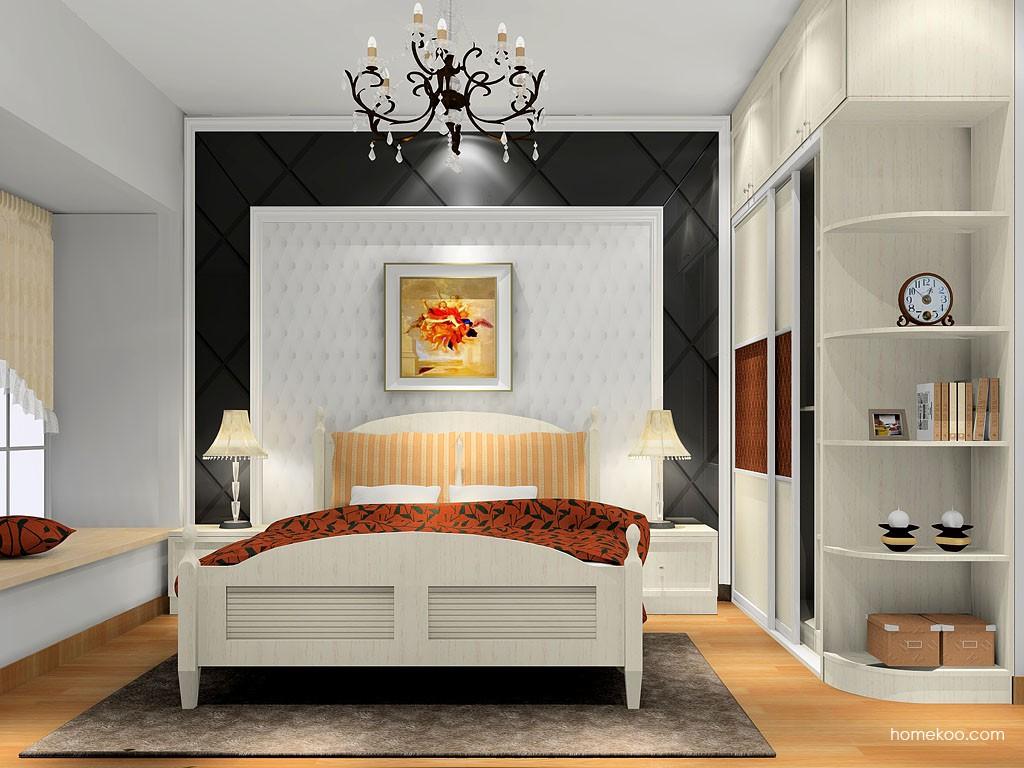 英伦印象卧房家具A16669