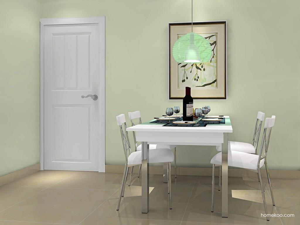 里昂春天餐厅家具E16480