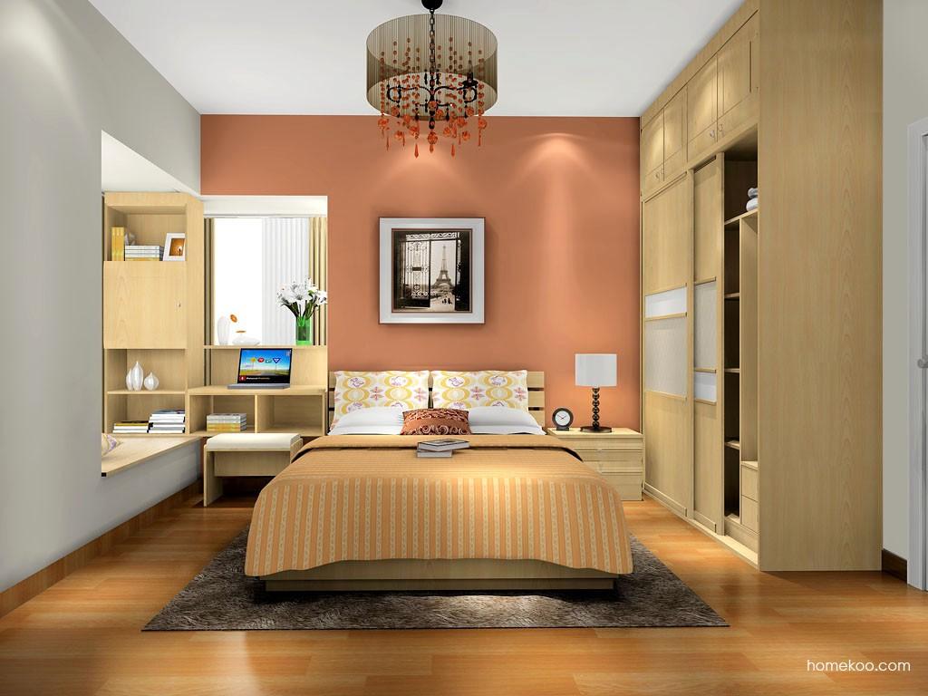北美枫情卧房家具A16699
