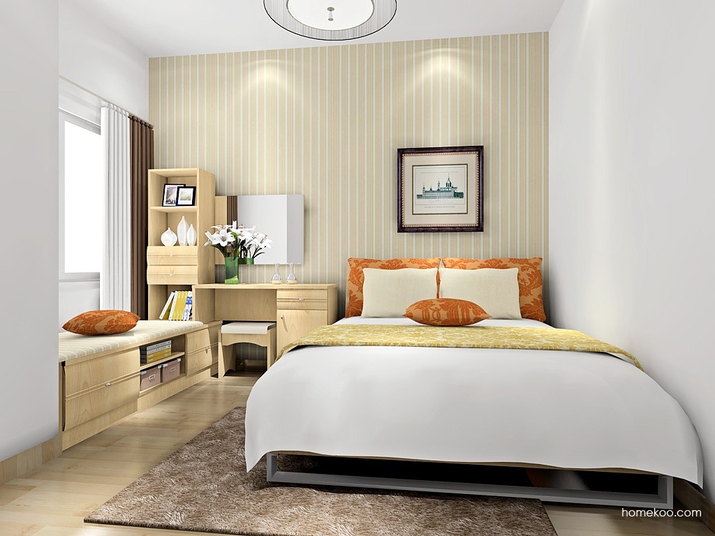 北美枫情卧房家具A16700