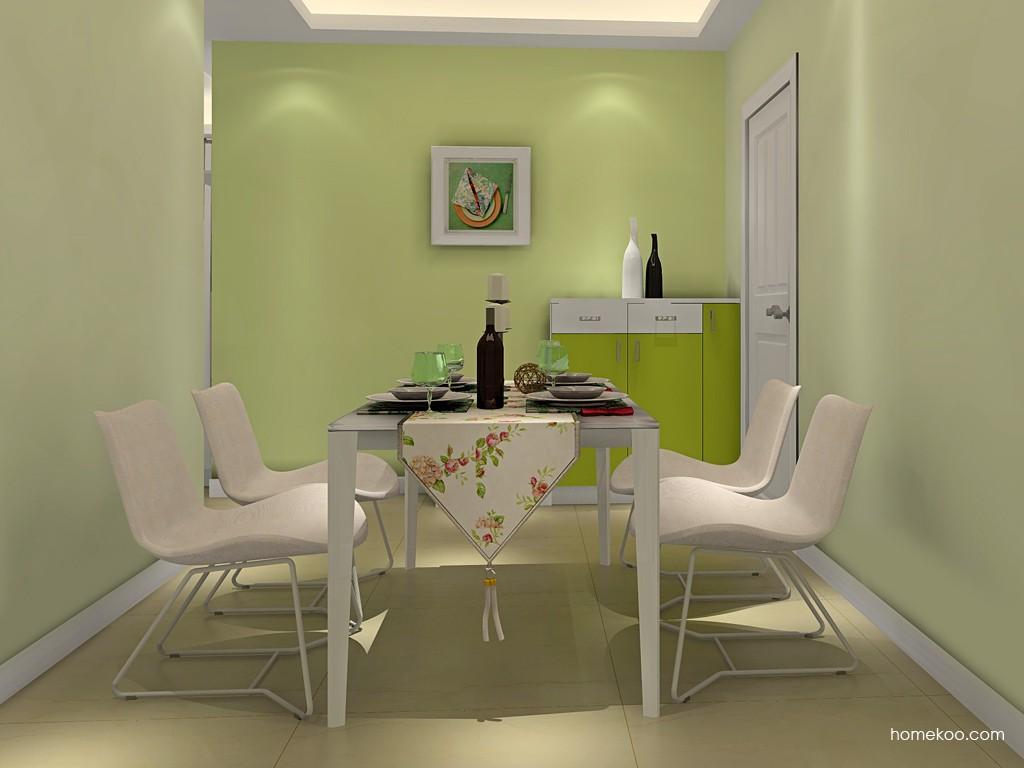 里昂春天餐厅家具E16486
