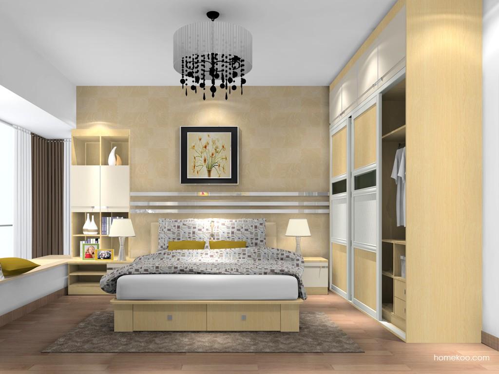 丹麦本色II卧房家具A16708