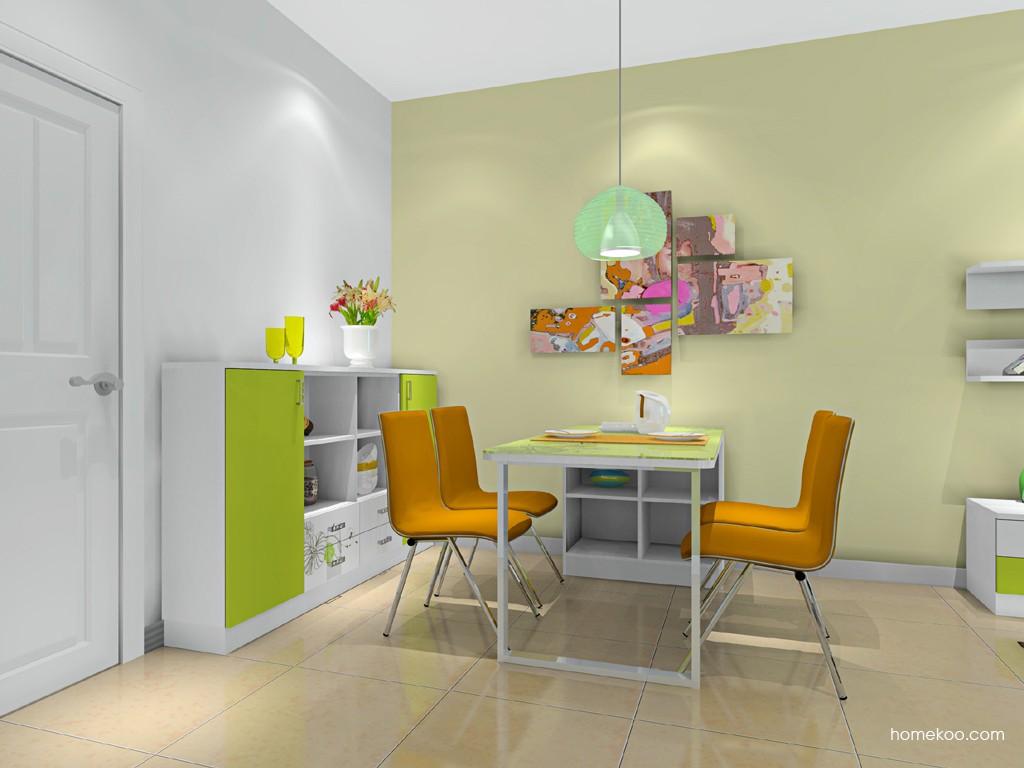 里昂春天餐厅家具E16487