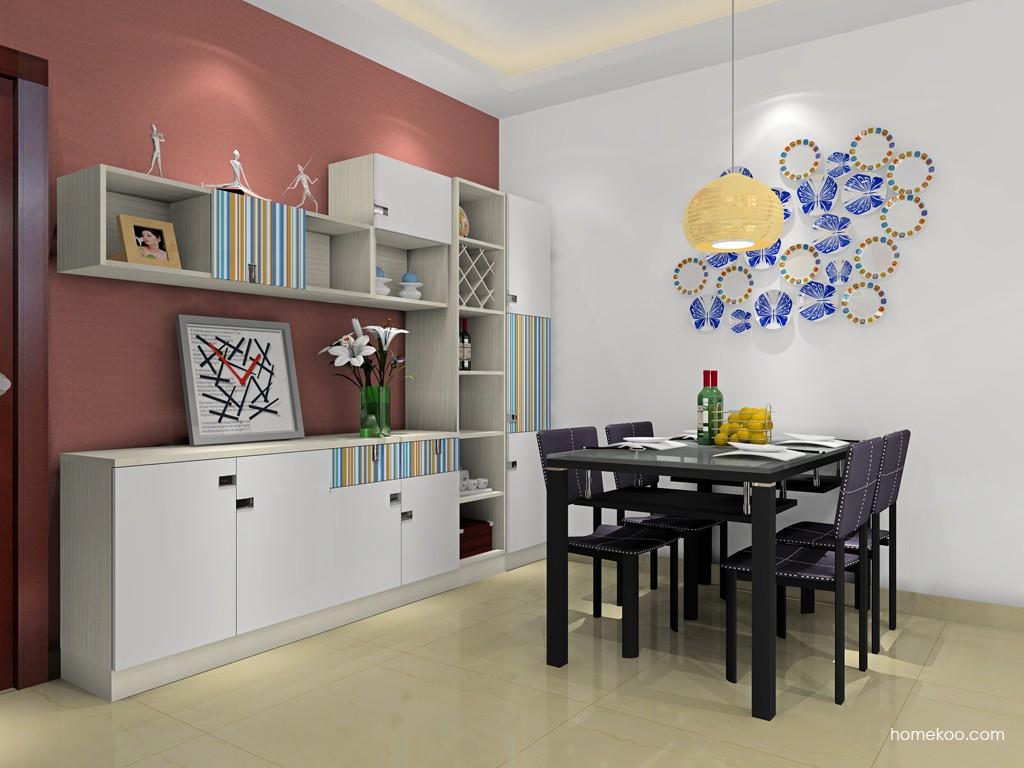 首尔之缤餐厅家具E16498