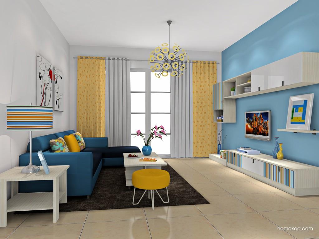 首尔之缤客厅家具D15786