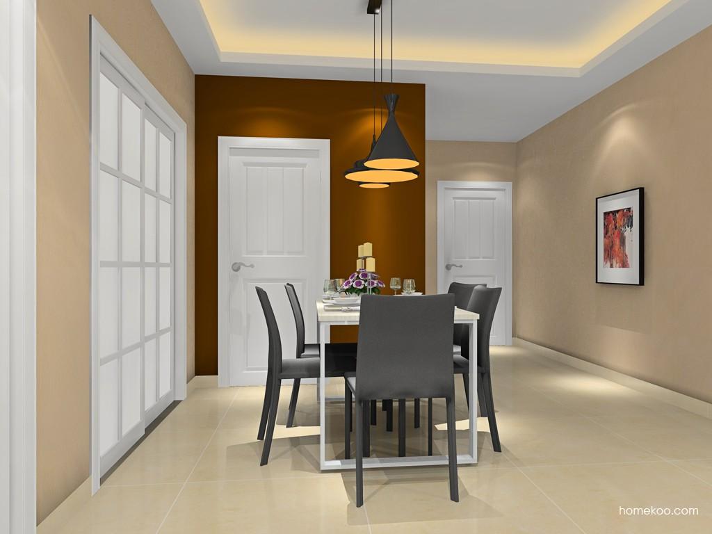 首尔之缤餐厅家具E16501