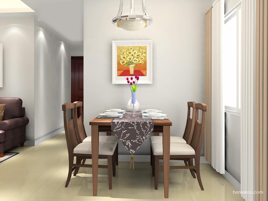 卡罗摩卡餐厅家具E16509