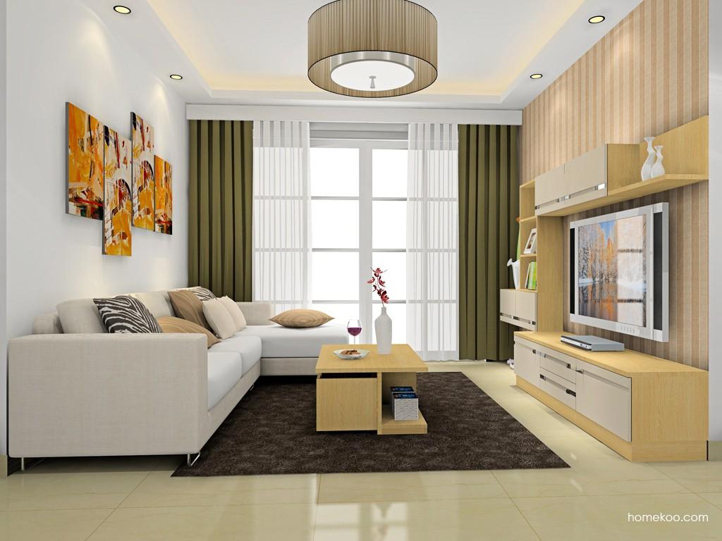 丹麦本色II客厅家具D15796