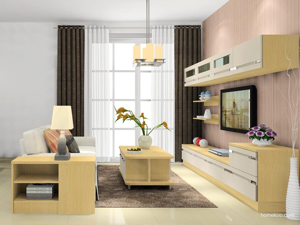 丹麦本色II客厅家具D15797