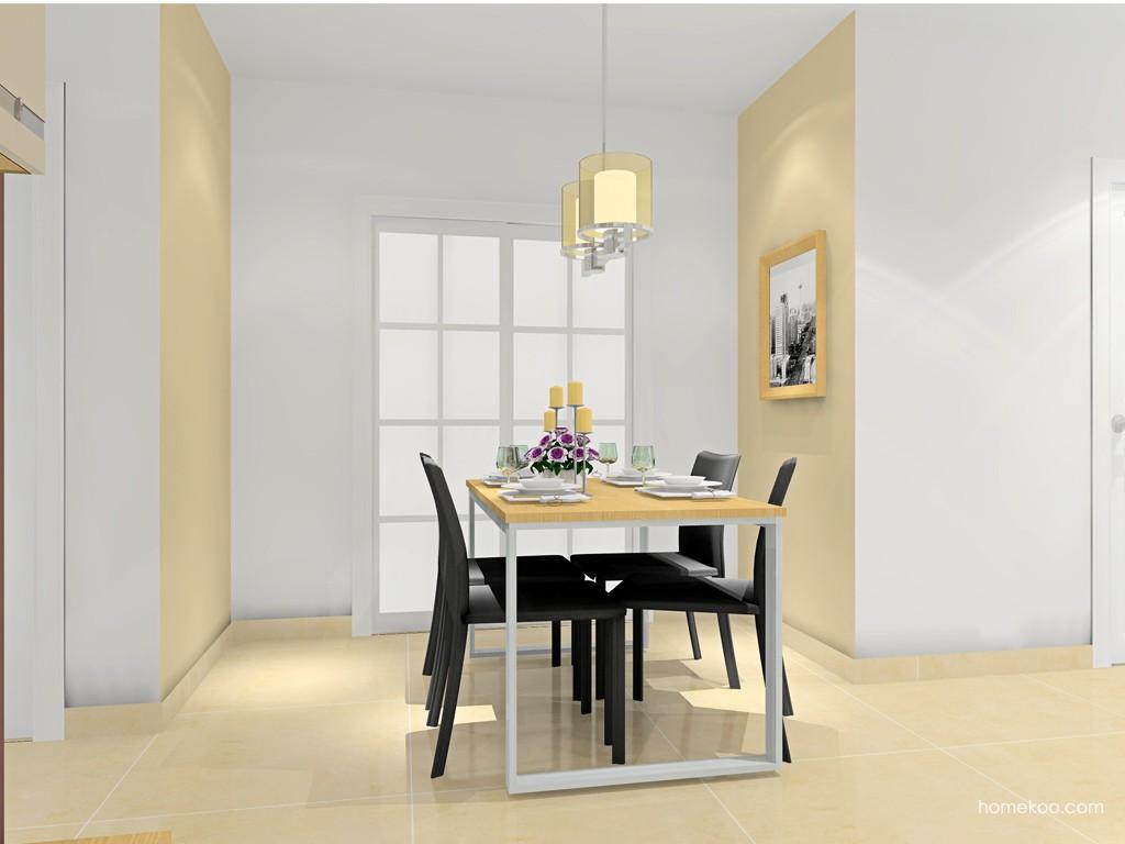 丹麦本色II餐厅家具E16513