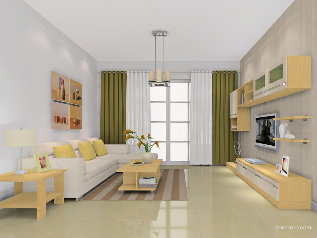 丹麦本色II客厅家具D15802