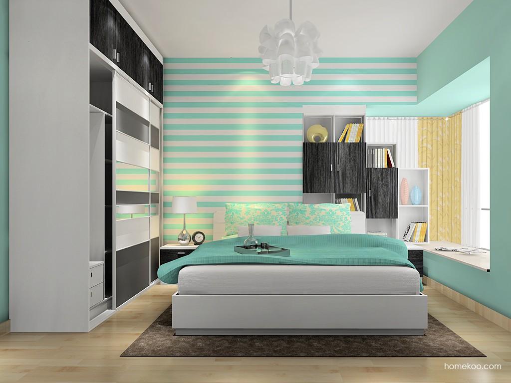 简约主义卧房家具A16724
