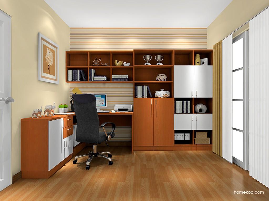 新实用主义书房家具C16425