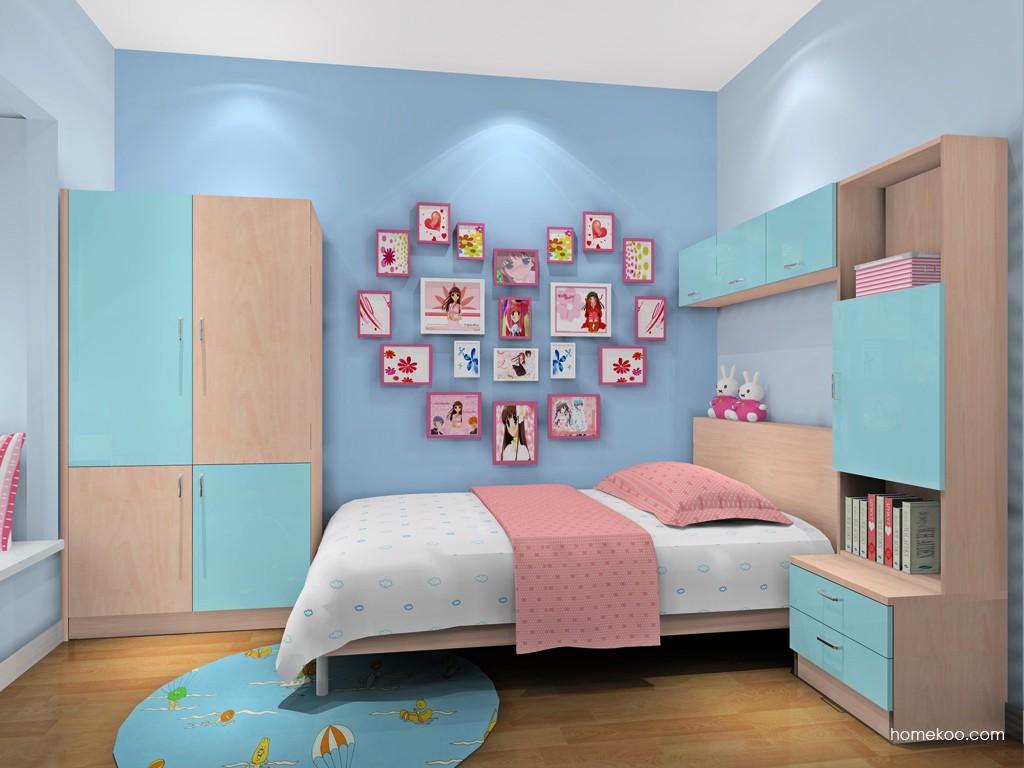 女孩的梦青少年房B16429