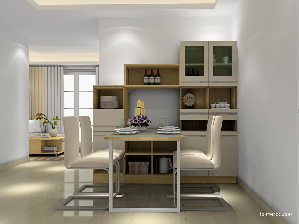 丹麦本色II餐厅家具E16528
