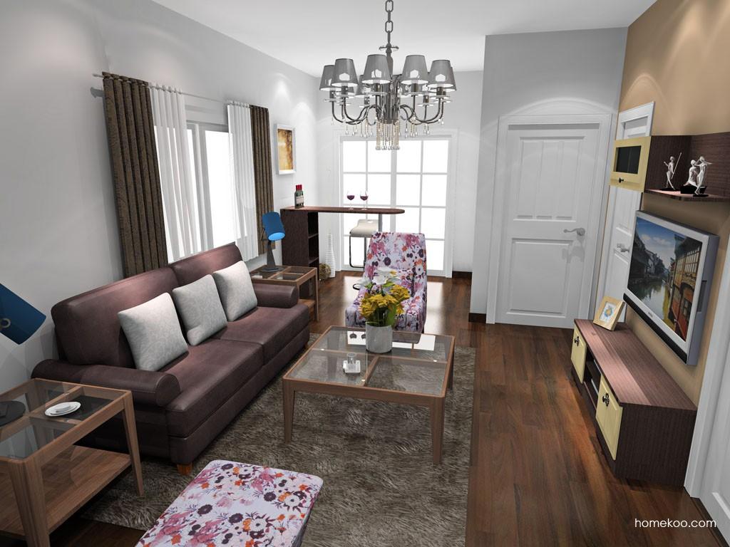 卡罗摩卡客厅家具D15814