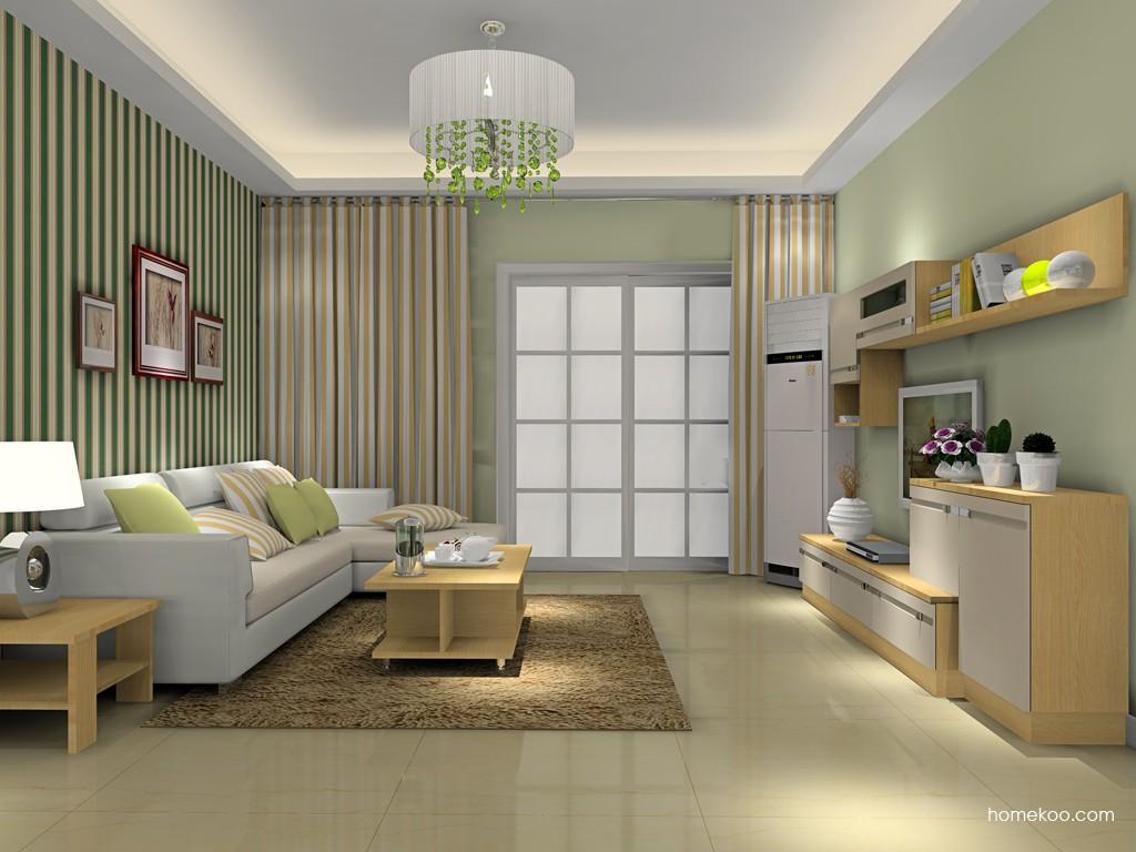 丹麦本色II客厅家具D15816