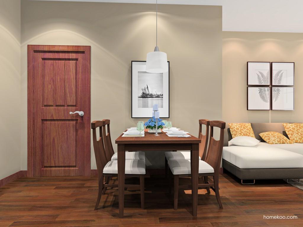 卡罗摩卡餐厅家具E16533