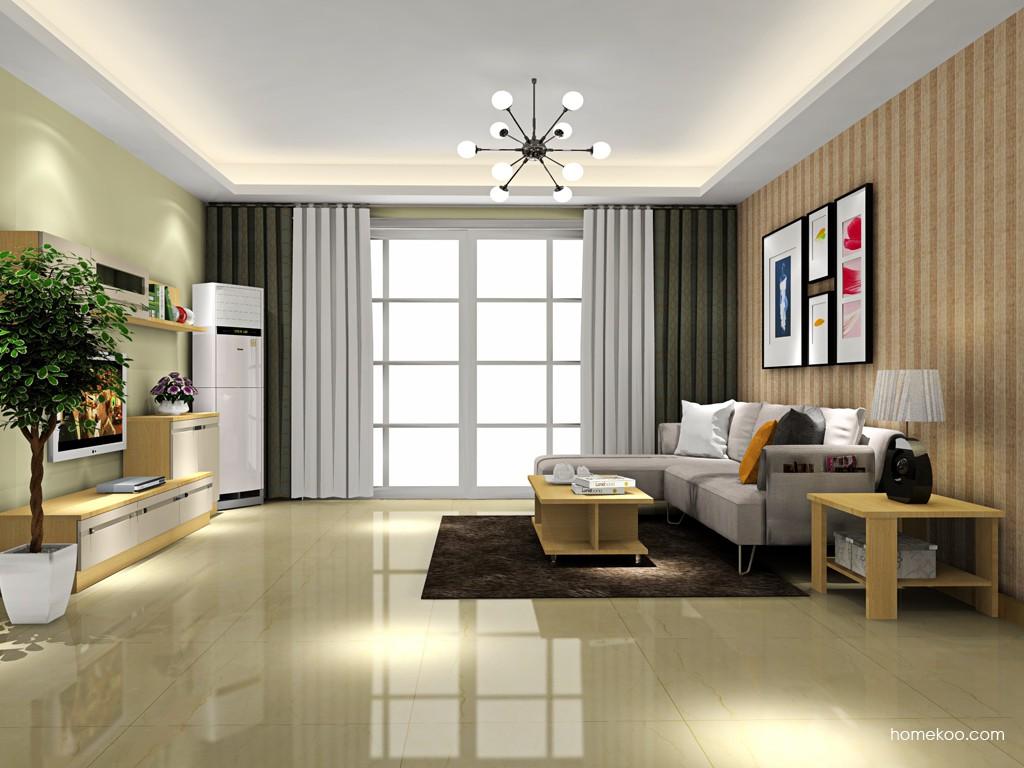 丹麦本色II客厅家具D15818