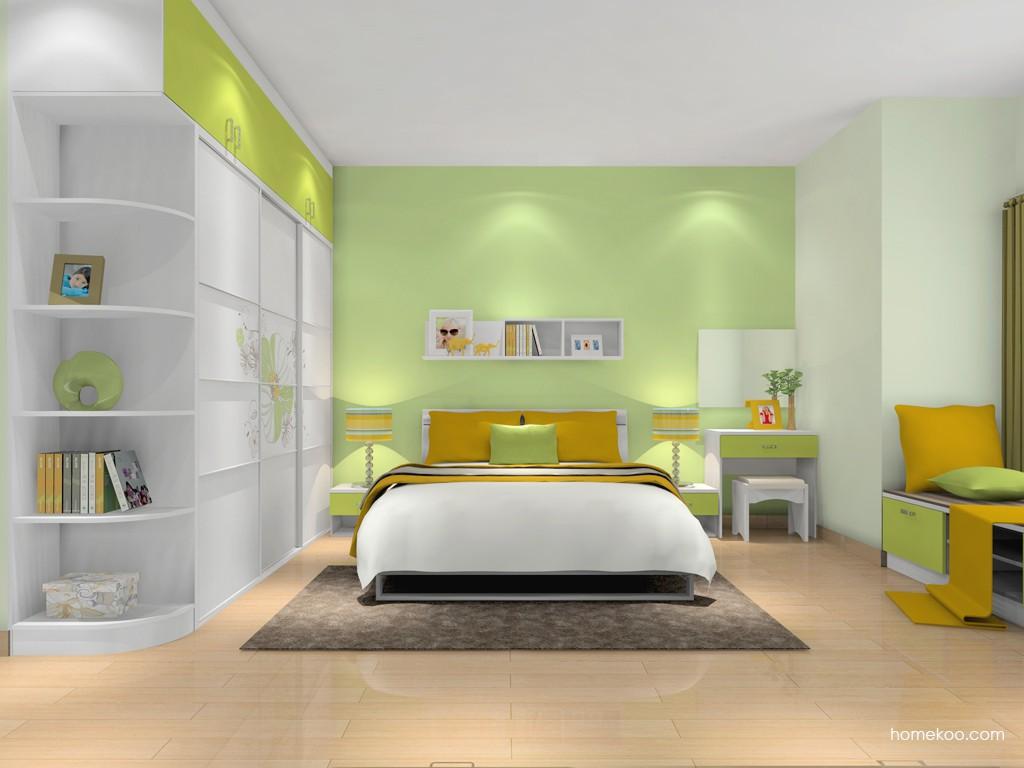 里昂春天卧房家具A16741
