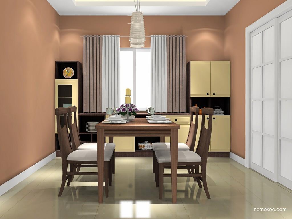 卡罗摩卡餐厅家具E16536