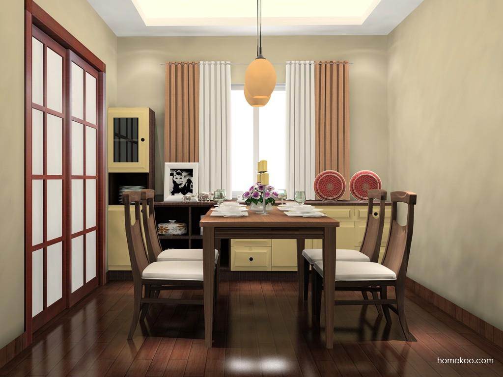 卡罗摩卡餐厅家具E16537