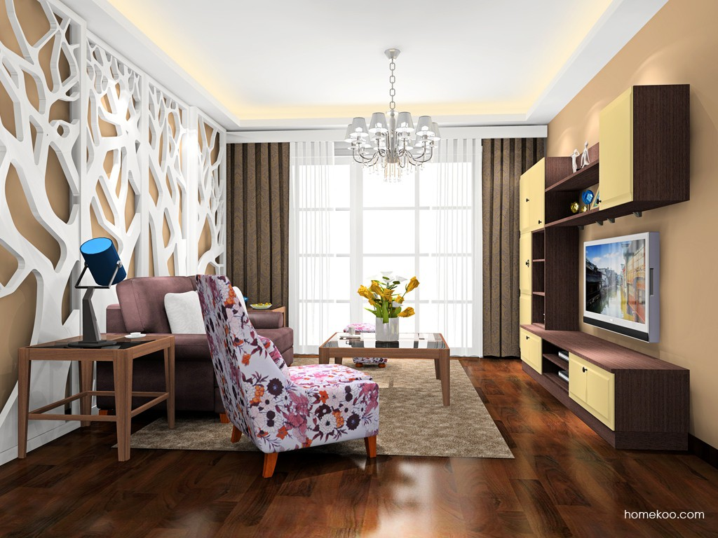 卡罗摩卡客厅家具D15825
