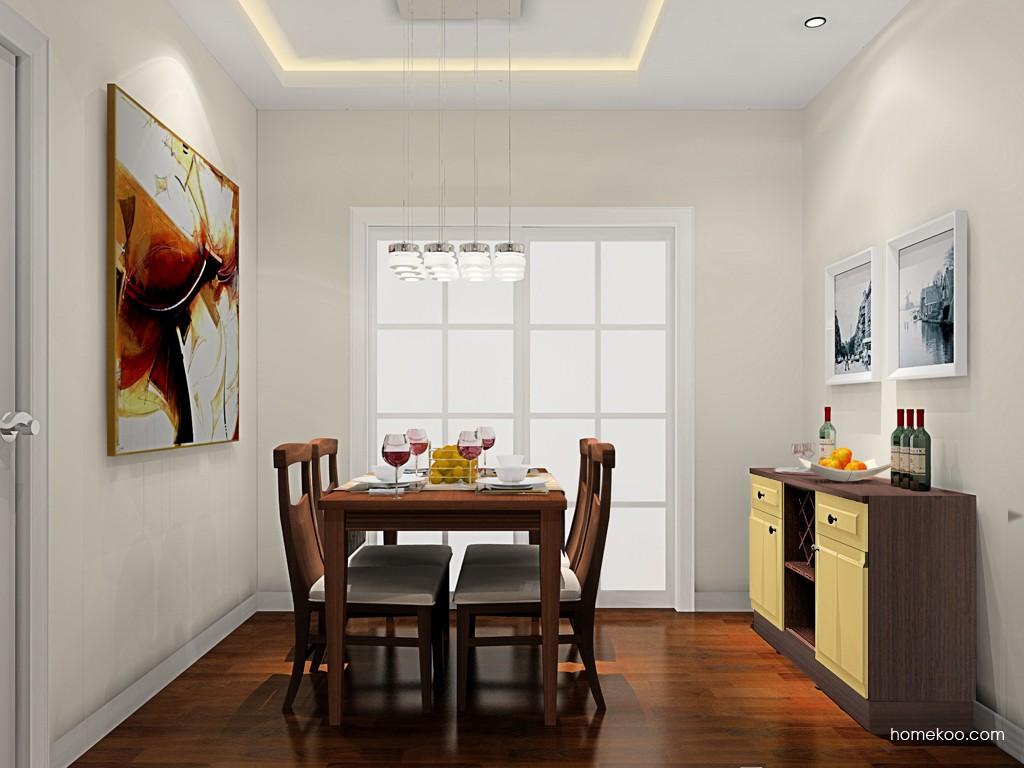 卡罗摩卡餐厅家具E16540