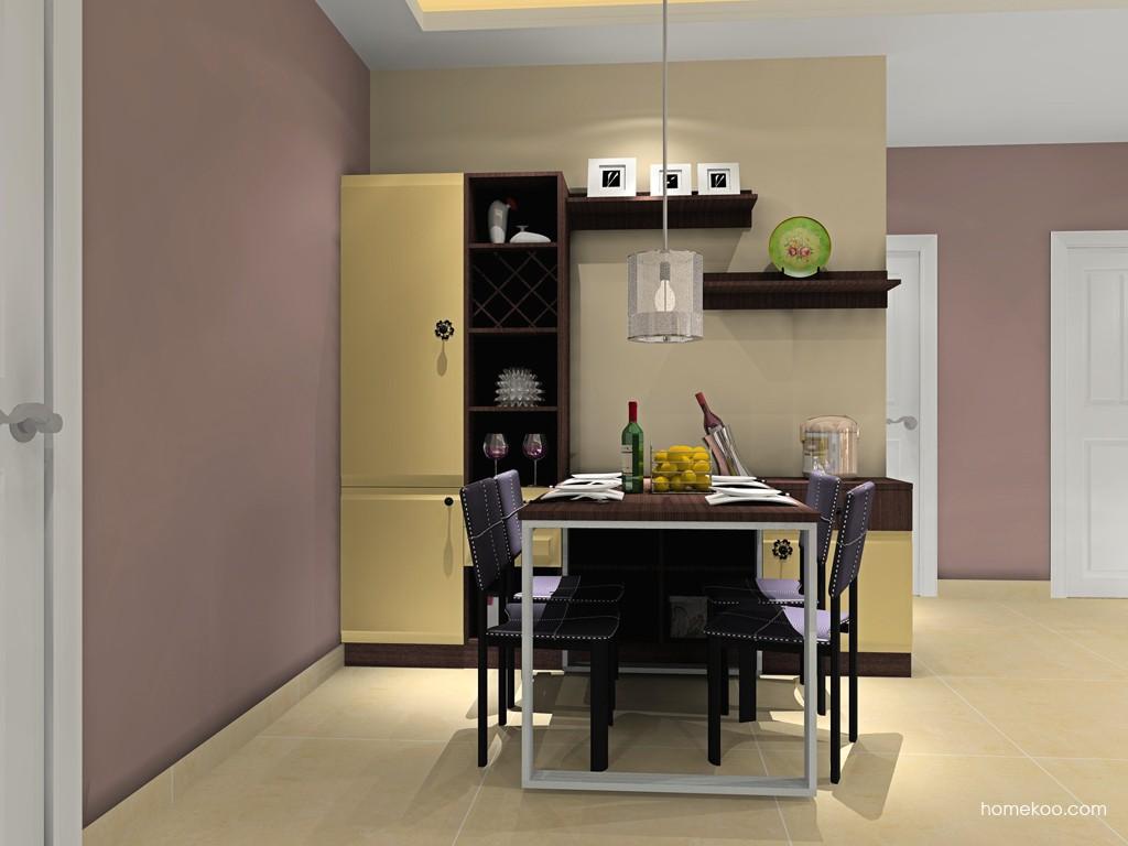 卡罗摩卡餐厅家具E16541