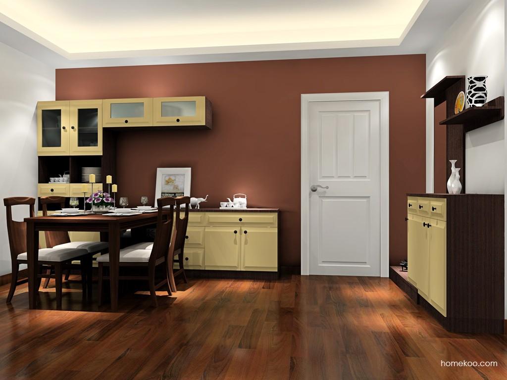 卡罗摩卡餐厅家具E16544
