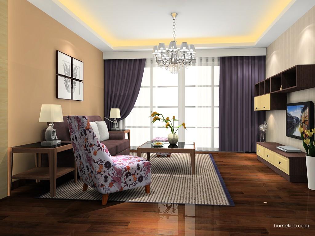 卡罗摩卡客厅家具D15832