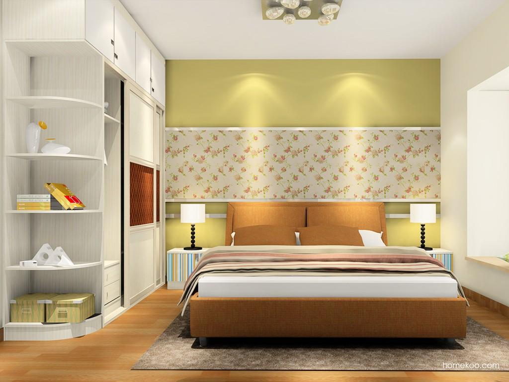 首尔之缤卧房家具A16747