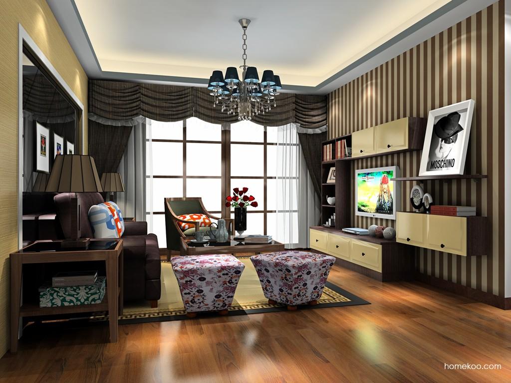 卡罗摩卡客厅家具D15838