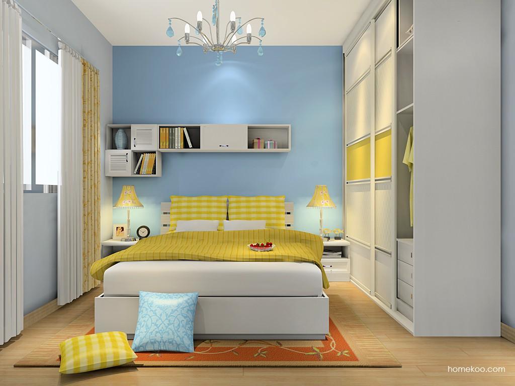 韩式田园卧房家具A16753