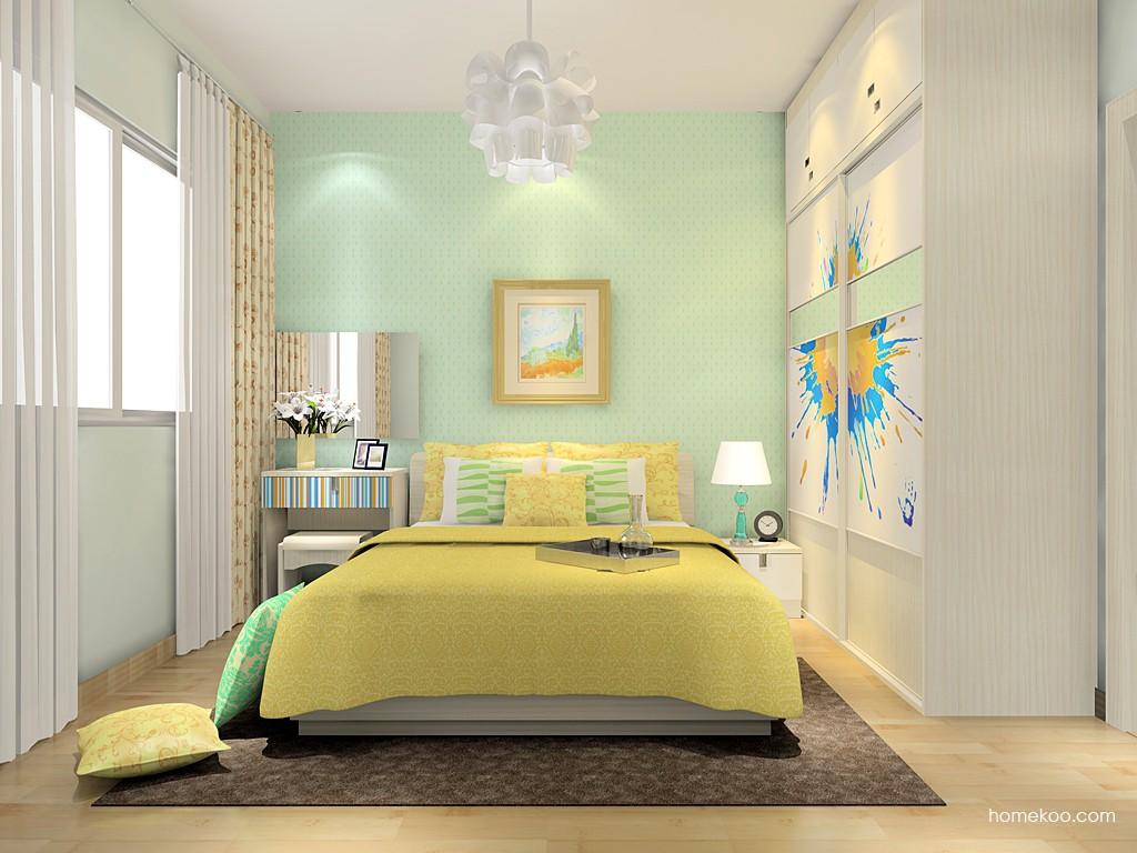首尔之缤卧房家具A16754
