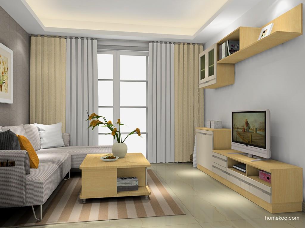 丹麦本色II客厅家具D15812