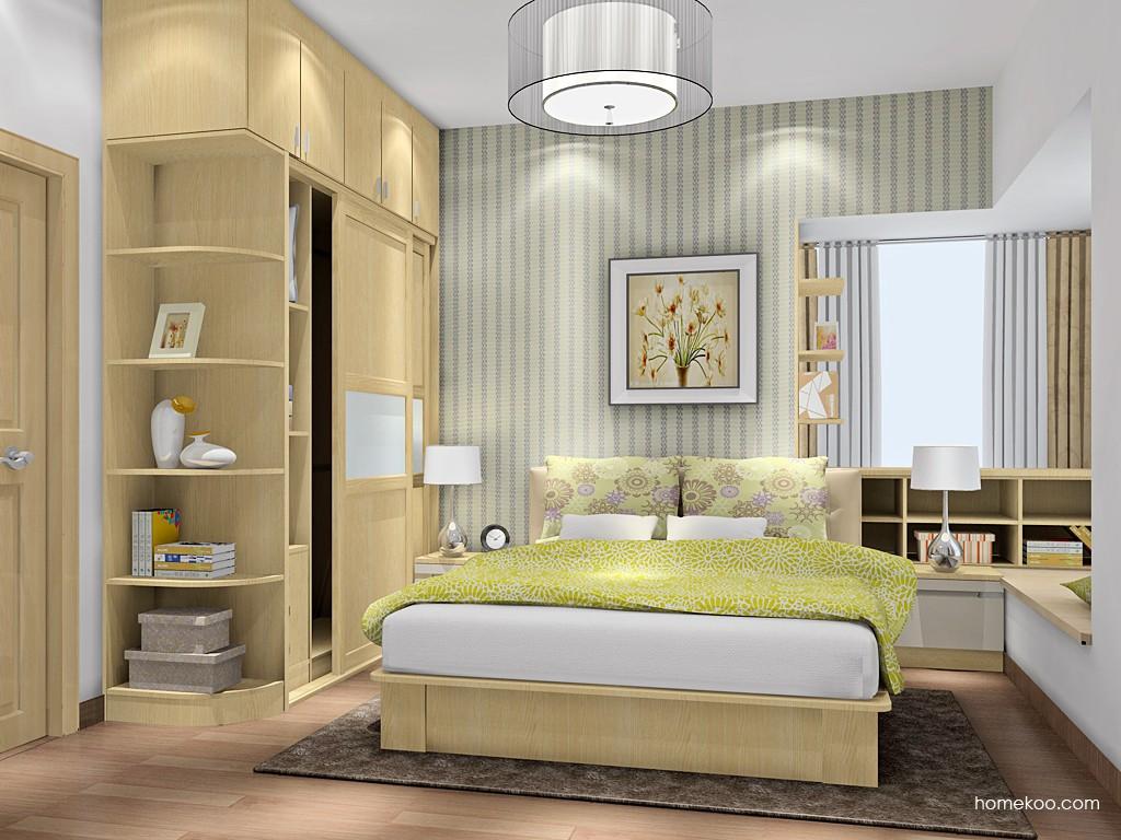 丹麦本色II卧房家具A16757