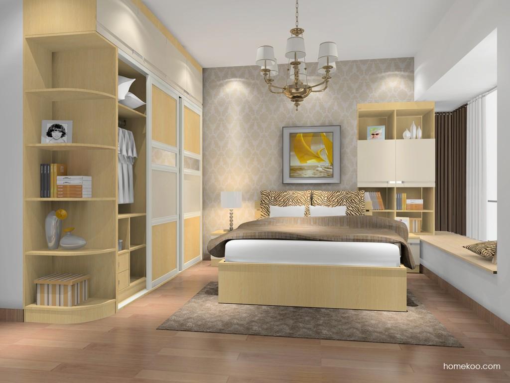 丹麦本色II卧房家具A16759