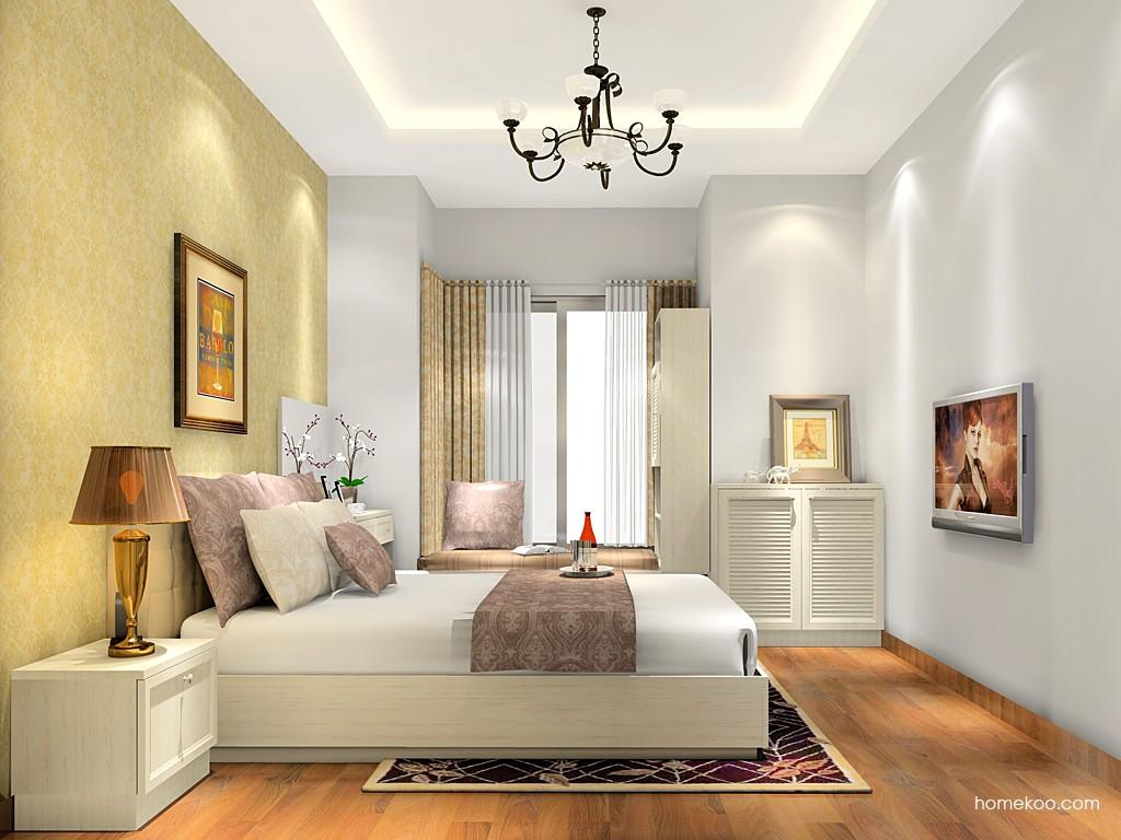 英伦印象卧房家具A16762