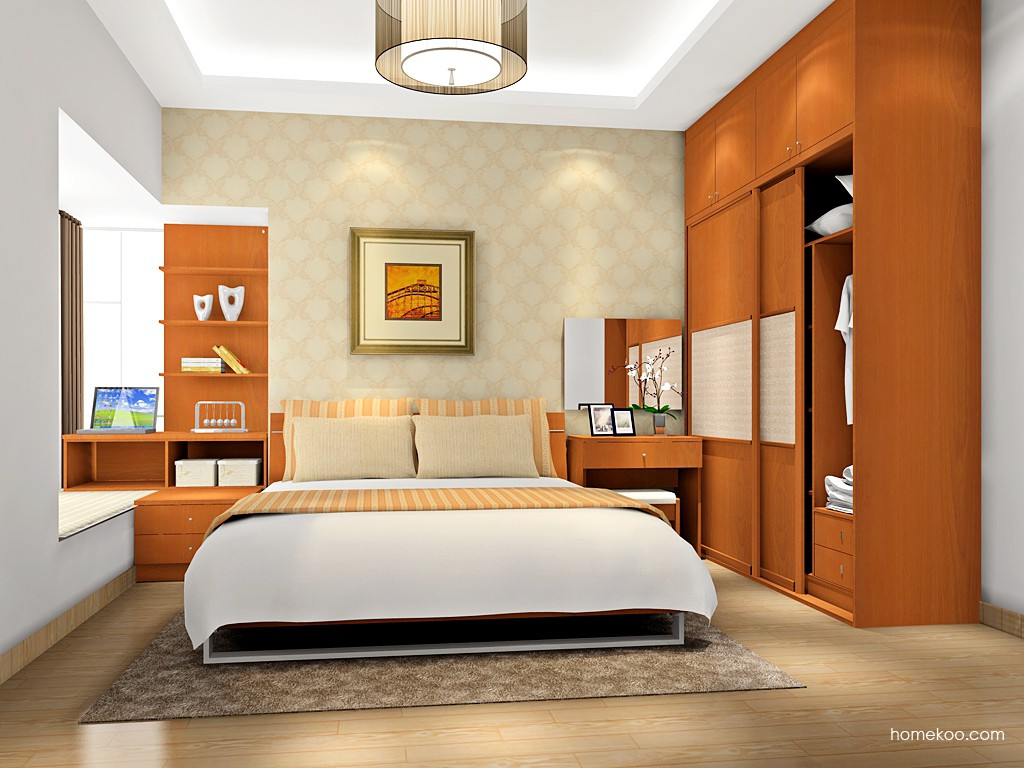 加州梦卧房家具A16769