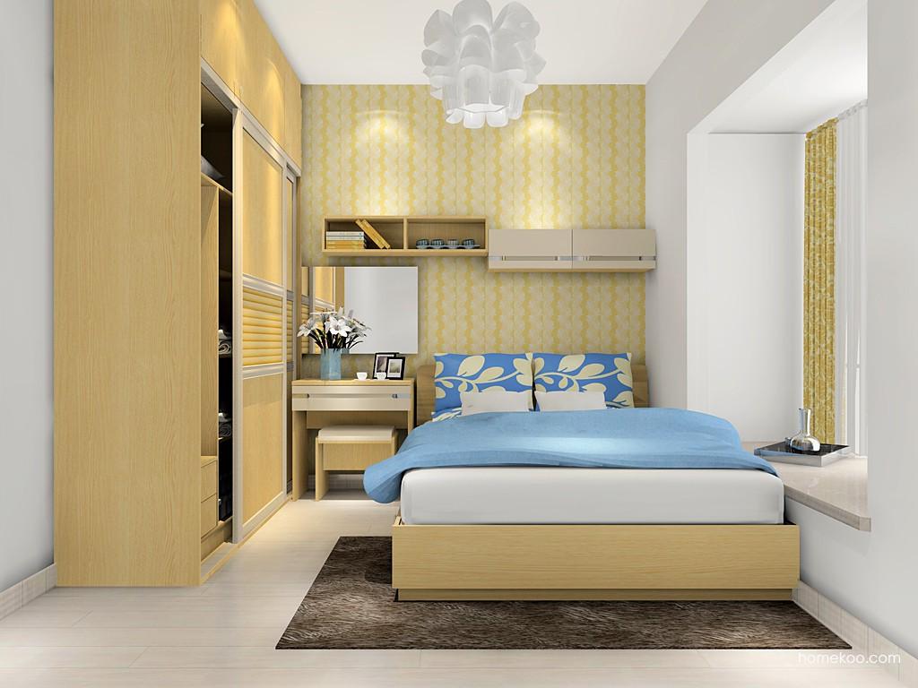 丹麦本色II卧房家具A16779